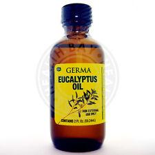 ACEITE DE EUCALIPTO Eucalyptus Oil Aromatherapy Asthma Arthritis Muscle aches
