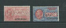 OLTRE GIUBA 1926 EXPRESS SET FRESH MH