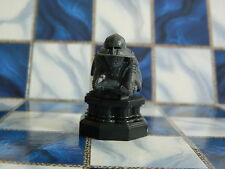 Harry Potter Wizard Chess Board Game - Black Pawn Replacement Piece Part only