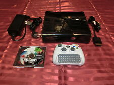 Microsoft XBOX 360 SLIM 250gb incl. call of Duty-Black Ops, 2j. GARANZIA