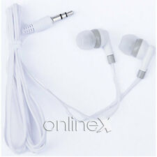 Auricular Blanco Universal para Teléfono Móvil, SmartPhone  a1076