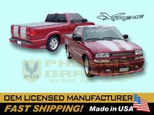 2002 2003 Chevrolet Truck S10 Xtreme Extreme Decals Racing Stripes Graphics Kit
