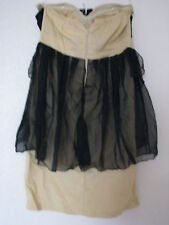 EmamodaCollection Strapless Sexy Minidress Size: L Brand New