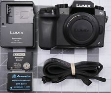 Panasonic LUMIX DMC-G7 16MP 4K Digital Camera Body Only Shutter Count: 1295