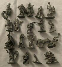 Vintage Ral Partha Other Metal Dungeons Dragons D&D Fantasy Miniature Figure Lot