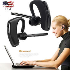 2Pcs Bluetooth Headset Noise Cancellation Headphones  with HD Mic for