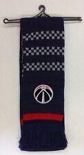 NBA Washington Wizards Adidas Winter Knit Scarf Style #S609Z NEW!