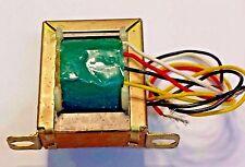 CEA-T123AOT Vintage Tube Audio Output Transformer: Primary 2.5-10K; to 3.2-8 ohm