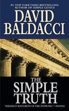 The Simple Truth by David Baldacci (1999, Paperback, Reprint)