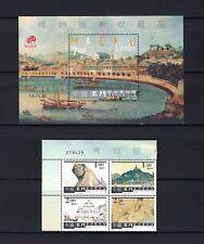 China Macau 2003 Collection of Museum Art stamp set