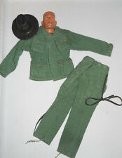 1/6 Scale Vietnam Uniform with Robert Duval Apocalypse NOW head / Cav Hat LOT