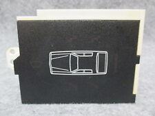 1990-1993 New Yorker Fifth Avenue Dashboard Information Center Dummy Light 22563