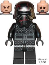 LEGO Star Wars sw1072 Supreme Leader Kylo Ren Minifigure w Lightsaber fm 75264