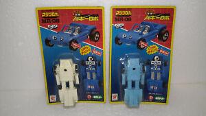 Vintage 1982 Buggyman Tonka MR-8 Gobot Transformers poppy MOSC Japanese lot of 2