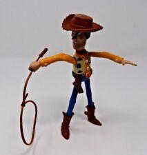 """Disney Toy Story Round Em Up Sheriff Woody 7"""" Action Figure"""