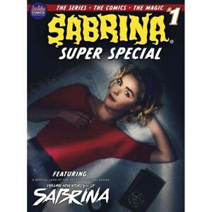SABRINA SUPER SPECIAL MAGAZINE -1--ARCHIE COMIC PUBLICATIONS--