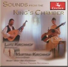 Sounds from the King`s Chamber; Meusel, Weiss, Abel, Falkenhagen