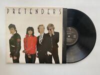 Pretenders Pretenders Vinyl Album Record LPVG