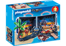 Playmobil 5347 Take Along Pirates Chest (Playsets, Boats & Aeroplanes)  Age 3+