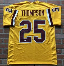 Chris Thompson autograph signed jersey NFL Washington Redskins JSA Florida State