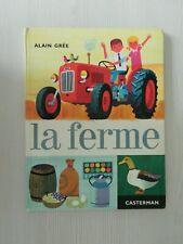 LA FERME - 1965  - Alain Grée - CASTERMAN - RARE