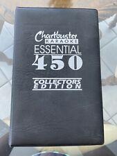 Karaoke Essentials 450 Songs Collectors Edition 30 Cds + 3 Bonus Chartbuster