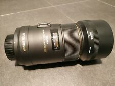 Sigma 105mm f/2.8 OS DG Macro Lens For Nikon