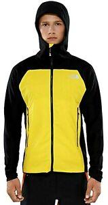 The North Face Men's S, M, L Summit L3 Ventrix™ Hybrid Hoodie Yellow /Black $250