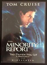New listing Minority Report (Dvd, 2002, 2-Disc Set, Widescreen) Tom Cruise, Colin Farrell