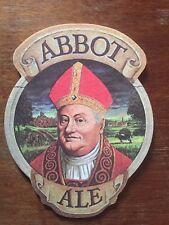 SS162 Vintage Beer Mat - Abbot Ale