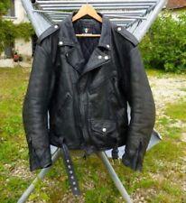 Blousons noirs Dainese coude pour motocyclette