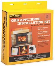 NEW PRO-FLEX PFSAGK-2000 NATURAL LP GAS LOG APPLIANCE INSTALLATION KIT 5953344