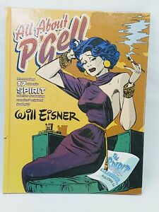 Will Eisner THE SPIRIT CASEBOOK 11—ALL ABOUT P'GELL, 17 Great Stories NEW SEALED