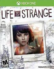 Life Is Strange  (Microsoft Xbox One, 2016)