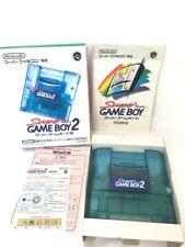 Super Famicom Super Game Boy 2 SFC SNES SHUC-A-SGB2 Japan 07172