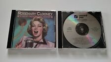 LOT of 2 CDs by Rosemary Clooney ~ 16 Most Requested Songs ~ For The Duration