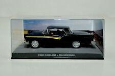 James Bond il modellino di auto-Collection FORD FAIRLANE