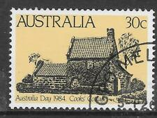 AUSTRALIA 1984 CAPTAIN COOK COTTAGE 1v FINE USED/CTO (No 1)