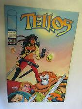Tellos Numéro 1 B de Février 2000 /Image Semic Comics