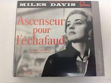 Ascenseur Pour L'echafaud 2011 NEW SEALED RARE Miles Davis CD