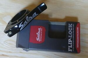 Salsa Flip-Lock Quick-Release Seat Collar 35.0 Black