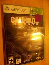 Call of Duty Ghosts Xbox 360 COD GAME BRAND NEW SEALED COMPLETE