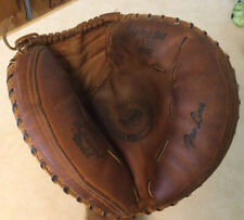 New listing vintage Nokona Baseball Catchers Glove Mitt