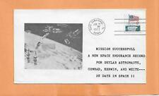 MISSION SUCCESSFULL ENDURANCE RECORD FOR SKYLAB JUN 22,1973 CAPE CANAVERAL