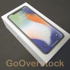 Apple iPhone X - 64GB - Silver (Verizon) A1865 (CDMA + GSM) - Nice