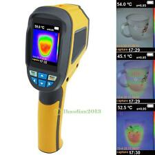"""2.4"""" Handheld Thermal Imaging Camera IR Infrared Thermometer Imager -20℃ to 300℃"""