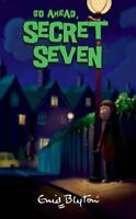 Go Ahead Secret Seven by Enid Blyton, Good Used Book (Paperback) Fast & FREE Del