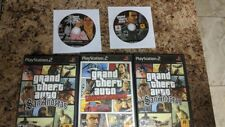 Grand Theft Auto Ps2 Lot Resurfaced (Untested)