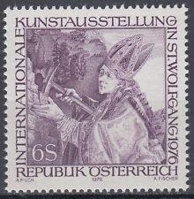 Österreich Austria 1976 ** Mi.1515 Gemälde Paintings Pacher Hl. Wolfgang