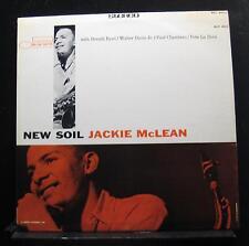 Jackie McLean - New Soil LP Mint- BST 84013 Blue Note 1970 Reissue Vinyl Record